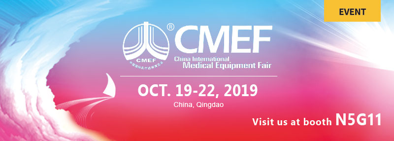 TiMOTION at CMEF 2019