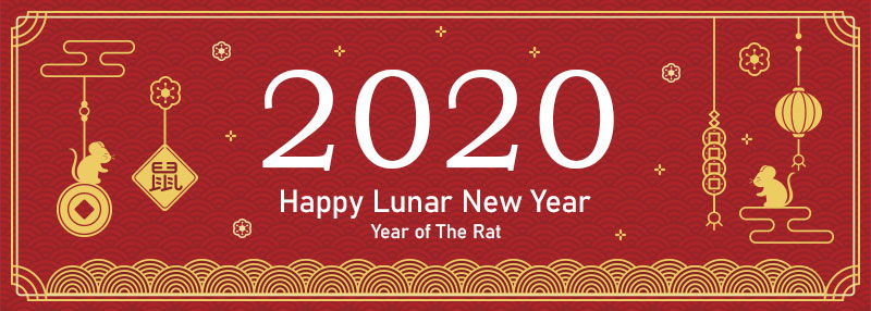 Holiday Announcement of Lunar New Year 2020