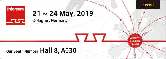 TiMOTION at Interzum 2019