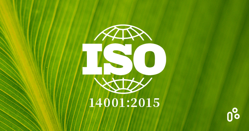 TiMOTION Earns ISO 14001 Environmental Management Certification