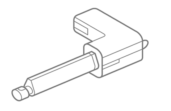 Our electric linear actuators come in a variety of styles