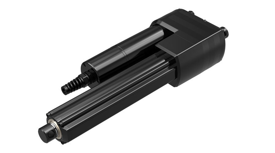 TiMOTION MA1 linear actuator is ideal for heavy-duty industrial applications