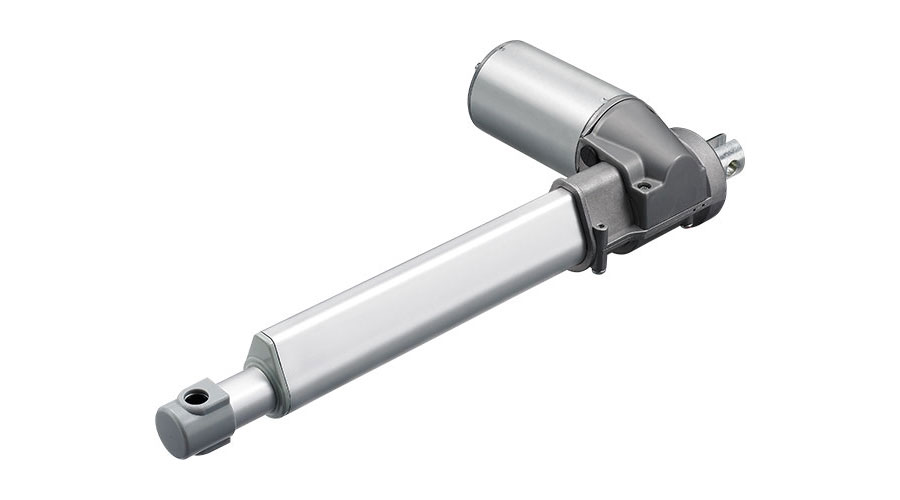 TiMOTION TA13 linear actuator allows for positional feedback and manual operation in the event of a power loss