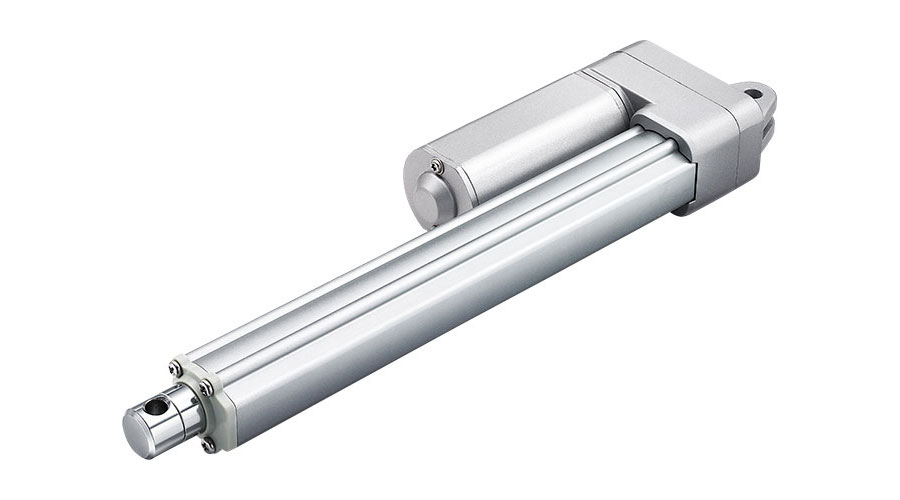 TiMOTION's TA16 electric linear actuator is designed for low-noise applications with limited space