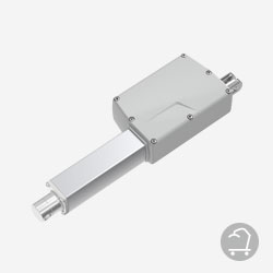 TiMOTION TA29 electric linear actuator is designed for high force applications