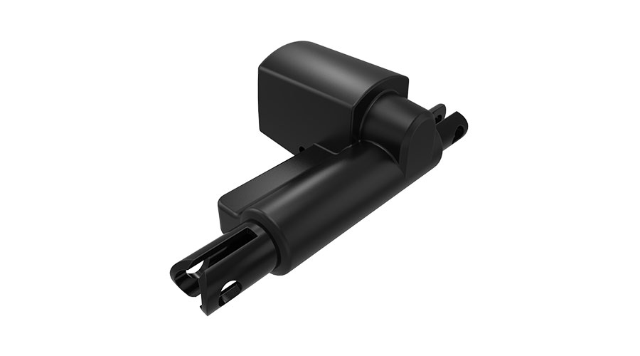 TiMOTION TA32 electric linear actuator is a head tilt motor for recliner applications.