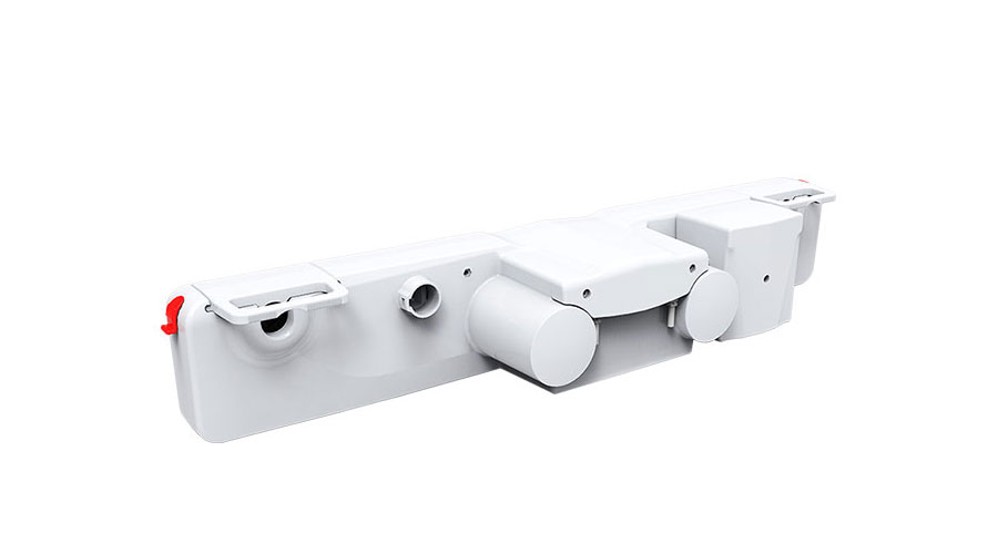 TiMOTION TT1 twin spindle linear actuator is designed for home care bed and hospital bed applications