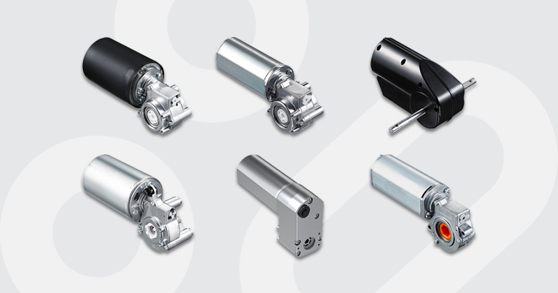 TiMOTION gearmotors