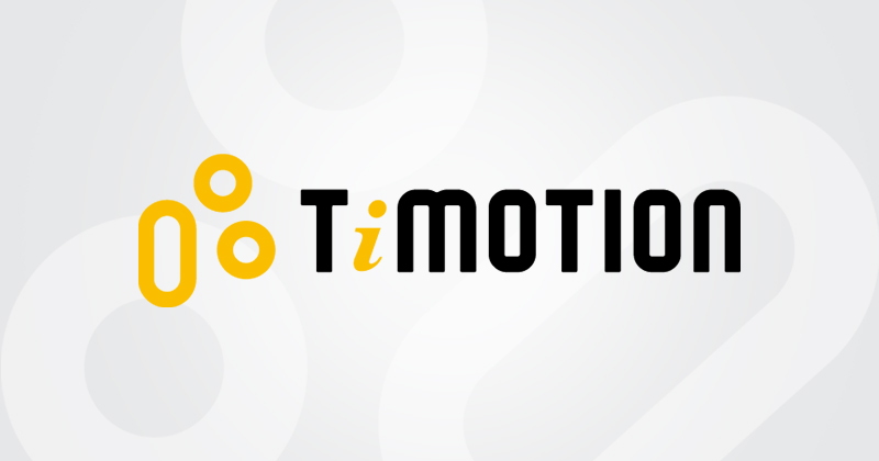 TiMOTION, electric linear actuators and lifting columns designer